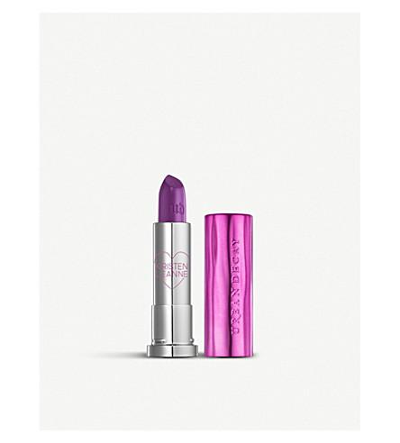 URBAN DECAY Urban Decay x Kristen Leanne Vice lipstick 3.4g (Magenta