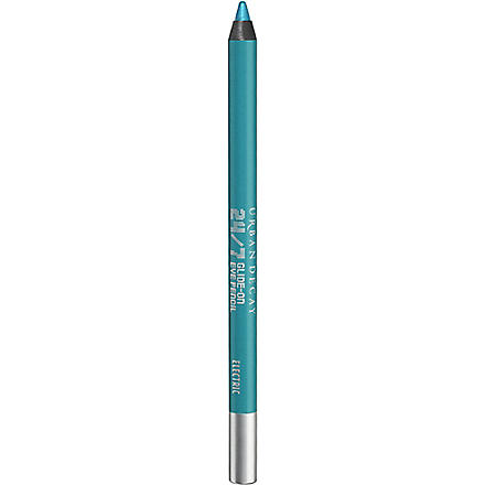 URBAN DECAY 24/7 glide-on eye pencil (Electric
