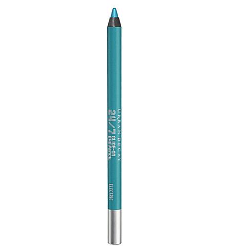 URBAN DECAY 24/7 glide-on eye pencil (Electric