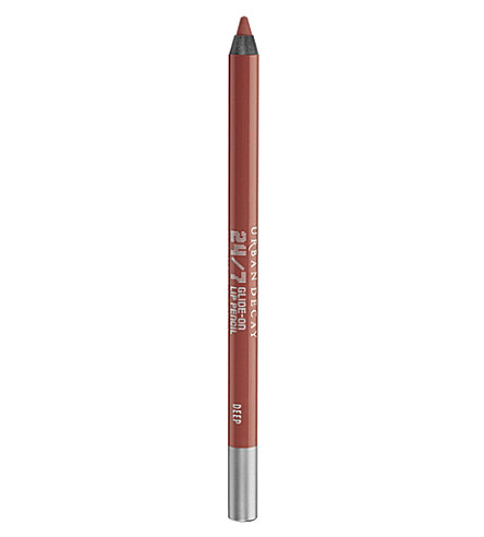 URBAN DECAY 24/7 glide-on lip pencil (Deep