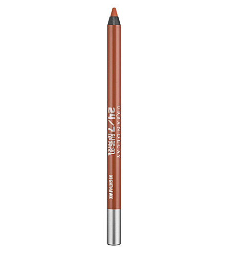 URBAN DECAY 24/7 glide-on lip pencil (Nighthawk
