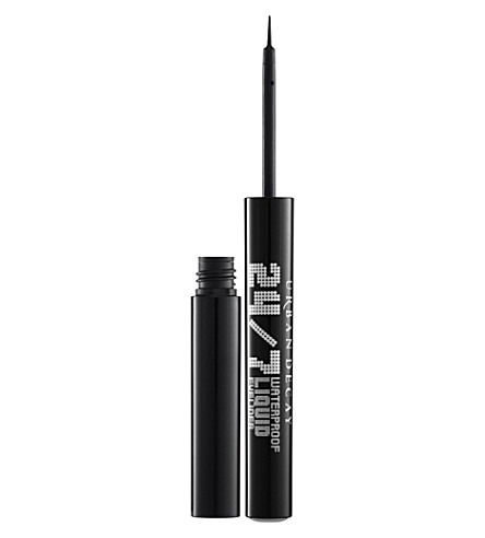 URBAN DECAY 24/7 waterproof liquid eyeliner (Perversion