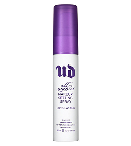 URBAN DECAY All Nighter long-lasting make-up setting spray 30ml