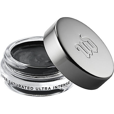 URBAN DECAY Super-saturated ultra intense waterproof cream eyeliner (Black