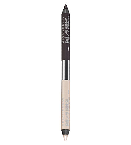 URBAN DECAY Naked 24/7 double-ended eye pencil (Crave/ venus