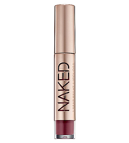 URBAN DECAY Naked ultra nourishing lip gloss (Beso
