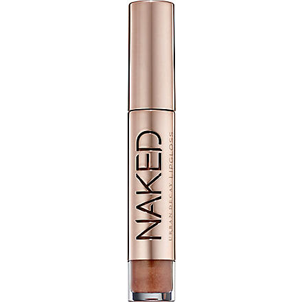 URBAN DECAY Naked ultra nourishing lip gloss (Freestyle