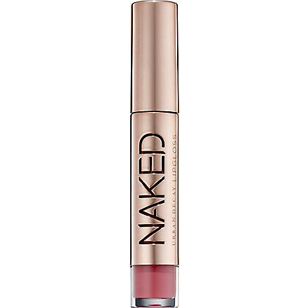URBAN DECAY Naked ultra nourishing lip gloss (Liar