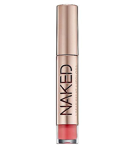 URBAN DECAY Naked ultra nourishing lip gloss (Streak