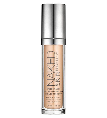 URBAN DECAY Naked Skin Weightless Ultra Definition Liquid Make-up (0.5