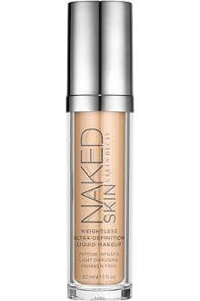 URBAN DECAY Naked Skin Weightless Ultra Definition Liquid Make-up