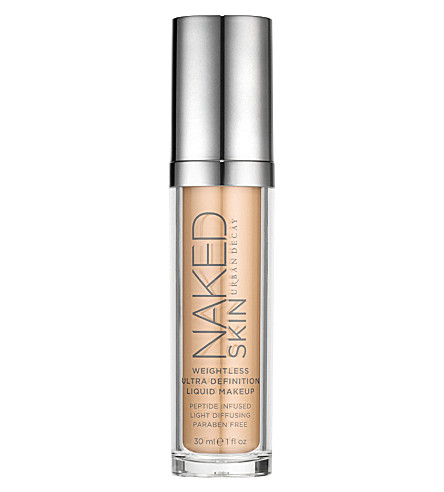 URBAN DECAY Naked Skin Weightless Ultra Definition Liquid Make-up (1