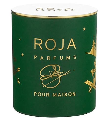 ROJA PARFUMS Christmas Snow candle