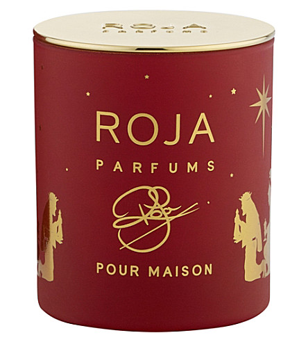 ROJA PARFUMS Christmas Eve candle