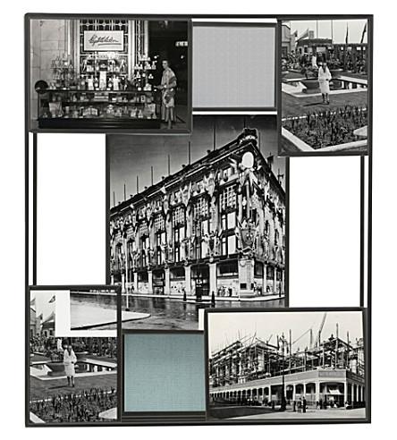 UMBRA Matrix multi-photo wall frame