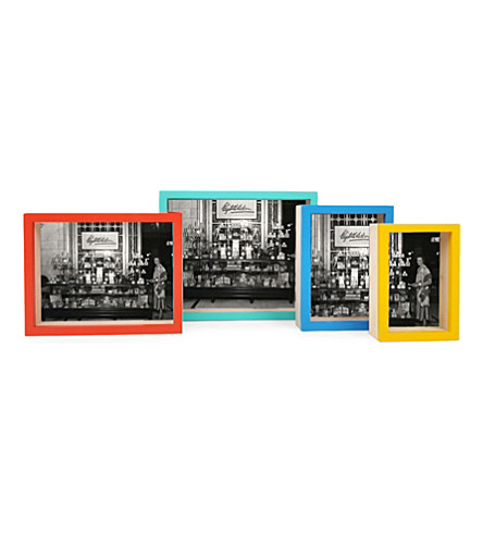 XL BOOM Set of four Trixie photo frames