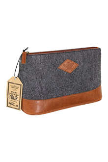 WILD & WOLF Gentlemen's Hardware wash bag