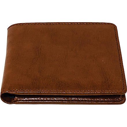 WILD & WOLF Gentlemen's Hardware leather wallet