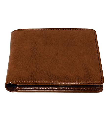 WILD & WOLF Gentlemen's Hardware leather wallet