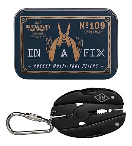 WILD & WOLF Gentleman's Hardware pocket multi-tool pliers