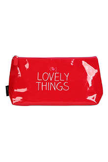 HAPPY JACKSON 'Lovely Things' wash bag