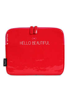 WILD & WOLF Hello beautiful tablet case