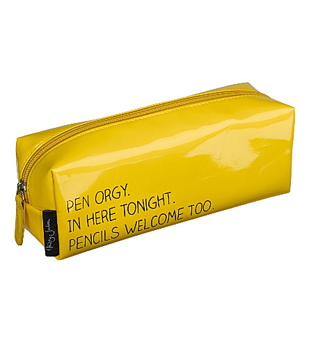 HAPPY JACKSON Pen Orgy pencil case