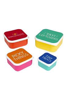 HAPPY JACKSON Yay snack box set