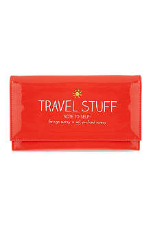 HAPPY JACKSON Travel document wallet
