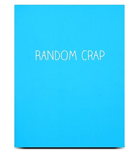 HAPPY JACKSON 随机废话大笔记本