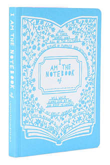 WILD & WOLF Rob Ryan A6 notebook