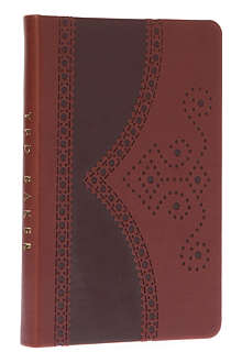 TED BAKER Brogue small notebook