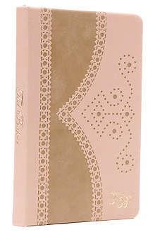 TED BAKER Brogue A7 small notebook
