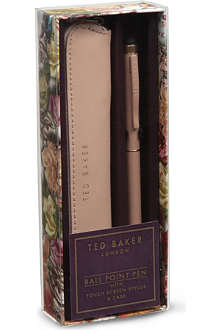 TED BAKER Touchscreen and ballpoint pen