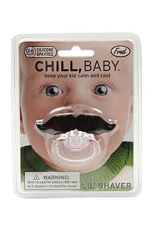 CUBIC Chill Baby moustache dummy