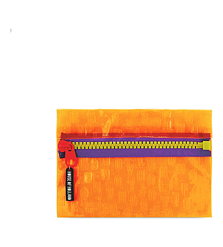 HOUSE OF HOLLAND Document wallet