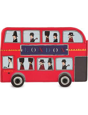 MERI MERI London Bus notecard set