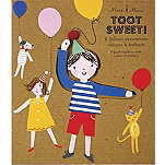 MERI MERI Toot Sweet set of eight balloon holders