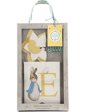 MERI MERI Peter Rabbit Easter garland kit