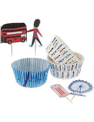 MERI MERI Little old London cupcake kit