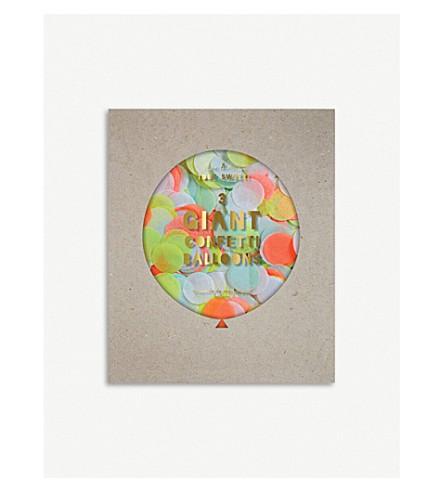 MERI MERI Neon confetti balloon kit