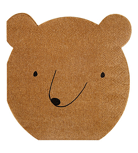 MERI MERI Small Bear napkin