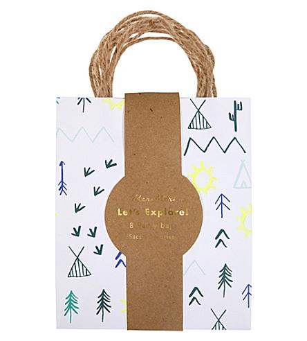 MERI MERI Let's Explore! small gift bags
