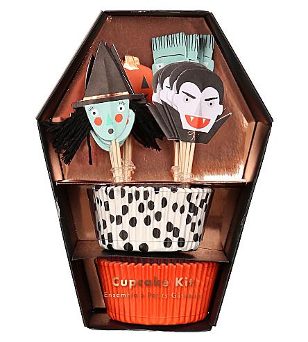 MERI MERI Halloween cupcake kit