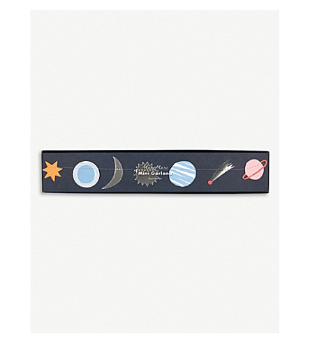 MERI MERI Meri meri space mini garland