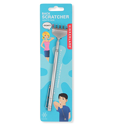 KIKKERLAND Extendable back scratcher