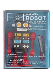 KIKKERLAND Walking robot pencil sharpener
