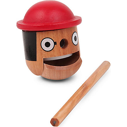 KIKKERLAND Honest Boy pencil sharpener