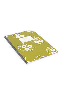 GO STATIONERY Tulip Garden large exercise book