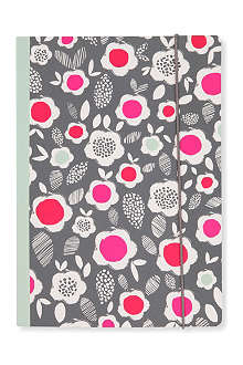 GO STATIONERY A5 blossom notebook